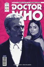 Libro Doctor Who. Le nuove avventure del dodicesimo dottore. Vol. 8 Robbie Morrison