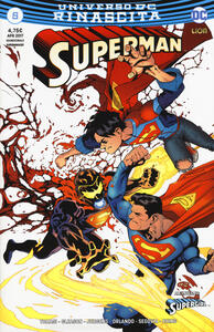 Rinascita. Superman. Vol. 5