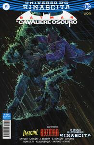Rinascita. Batman. Il cavaliere oscuro. Vol. 5