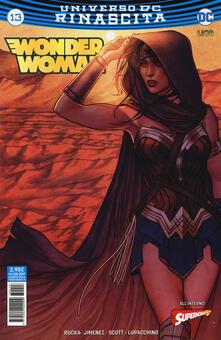 Antondemarirreguera.es Rinascita. Wonder Woman. Vol. 13 Image
