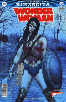 Filmarelalterita.it Rinascita. Wonder Woman. Vol. 15 Image