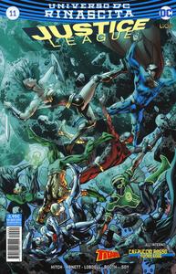 Rinascita. Justice League. Vol. 11