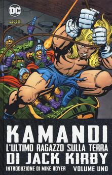Criticalwinenotav.it Kamandi. L'ultimo ragazzo sulla terra. Vol. 1 Image