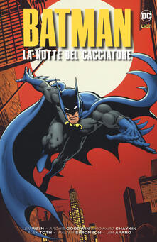 Antondemarirreguera.es La notte del cacciatore. Batman Image
