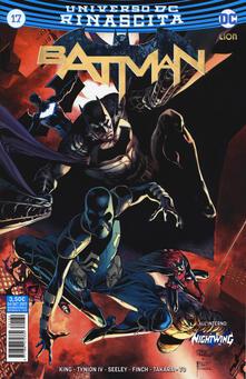 Rinascita. Batman. Vol. 17.pdf