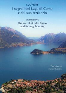 Aboutschuster.de Scoprire i segreti del lago di Como e del suo territorio-Discovering the secret of lake Como and its neighbouring. Ediz. bilingue Image