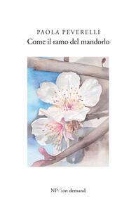 Libro Come il ramo del mandorlo Paola Peverelli