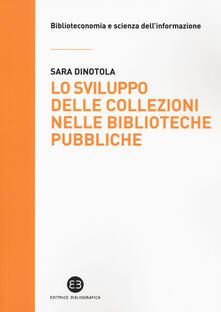 Birrafraitrulli.it Lo sviluppo delle collezioni nelle biblioteche pubbliche Image