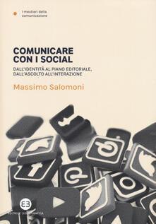 Voluntariadobaleares2014.es Comunicare con i social. Dall'identità al piano editoriale, dall'ascolto all'interazione Image
