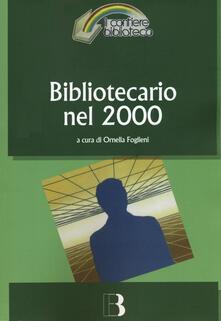 Capturtokyoedition.it Bibliotecario nel 2000. Come cambia la professione nell'era digitale Image