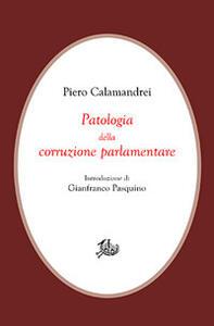 Patologia della corruzione parlamentare