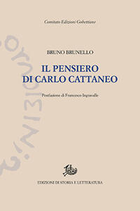 Il pensiero di Carlo Cattaneo
