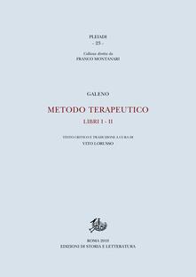 Metodo terapeutico. Ediz. critica. Vol. 1-2.pdf