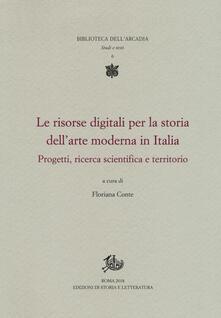 Steamcon.it Le risorse digitali per la storia dell'arte moderna in Italia. Progetti, ricerca scientifica e territorio Image