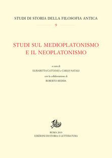 Antondemarirreguera.es Studi sul medioplatonismo e il neoplatonismo Image