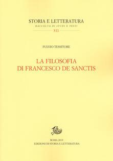 Listadelpopolo.it La filosofia di Francesco De Sanctis Image