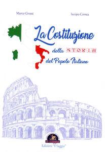 La Costituzione della storia del popolo italiano