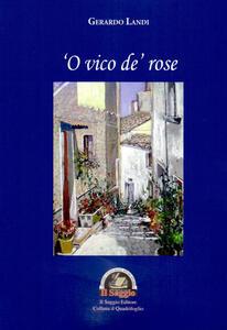 'O vico de' rose