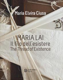 Maria Lai. Il filo dellesistere-The thread of existence. Ediz. a colori.pdf