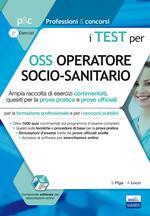 I test per OSS operatore socio sanitario. Con espansione online
