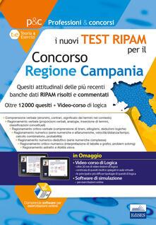 Radiospeed.it I nuovi test RIPAM per il concorso Regione Campania. Quesiti attitudinali delle più recenti banche dati RIPAM risolti e commentati. Con Software di simulazione e videocorso Image