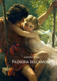Capturtokyoedition.it Filosofia dell'amore Image