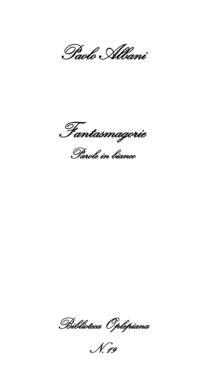Promoartpalermo.it Fantasmagorie. Parole in bianco Image