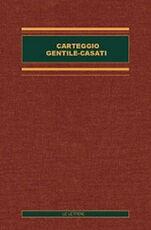 Libro Carteggio Gentile-Casati Giovanni Gentile Alessandro Casati