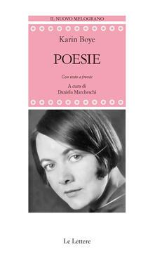 Lpgcsostenible.es Poesie. Testo svedese a fronte Image