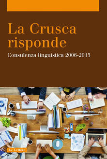 Lpgcsostenible.es La Crusca risponde. Consulenza linguistica 2006-2015 Image