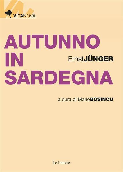 Autunno in Sardegna - Ernst Jünger,Mario Bosincu - ebook