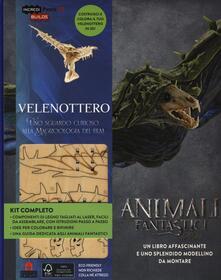 Winniearcher.com Velenottero. Animali fantastici e dove trovarli. Uno sguardo curioso alla magizoologia del film Image