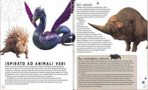 Snaso Animali Fantastici E Dove Trovarli Una Guida Dietro Le