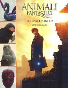 Cocktaillab.it Animali fantastici e dove trovarli. Il libro poster. Ediz. illustrata. Con 24 Poster Image