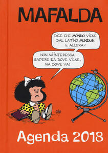 Mafalda. Agenda 2018