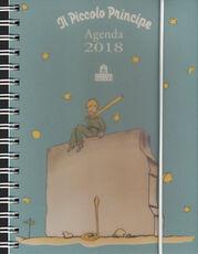 Libro Il Piccolo Principe. Agenda 2018