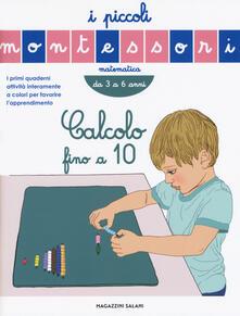Grandtoureventi.it Calcolo fino a 10. Ediz. a colori Image