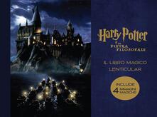 Tegliowinterrun.it Harry Potter e la pietra filosofale. Il libro magico lenticular. Ediz. a colori. Vol. 1 Image