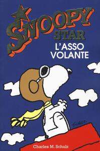 L' asso volante. Snoopy stars