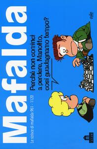 Mafalda. Le strisce dalla 961 alla 1120. Vol. 7