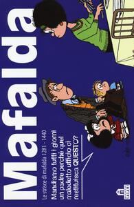 Mafalda. Le strisce dalla 1281 alla 1440. Vol. 9
