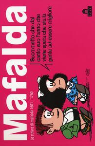 Mafalda. Le strisce dalla 1601 alla 1760. Vol. 11