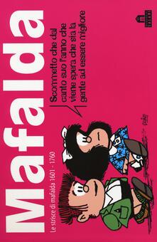 Winniearcher.com Mafalda. Le strisce dalla 1601 alla 1760. Vol. 11 Image