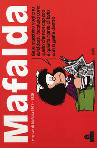 Mafalda. Le strisce dalla 1761 alla 1920. Vol. 12