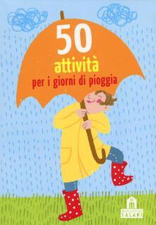 Squillogame.it 50 attività per i giorni di pioggia. Carte Image