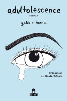 Adultolescence - Gabbie Hanna - copertina