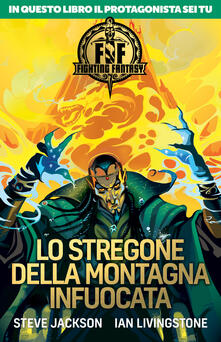 Cefalufilmfestival.it Lo stregone della montagna infuocata. Fighting fantasy Image