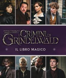 Camfeed.it Animali fantastici. I crimini di Grindelwald. Il libro magico Image
