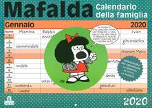 Fondazionesergioperlamusica.it Mafalda. Calendario della famiglia 2020 Image