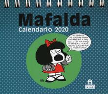 Secchiarapita.it Mafalda. Calendario da tavolo 2020 Image